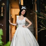 1950s Inspired Wedding Dress - Belle