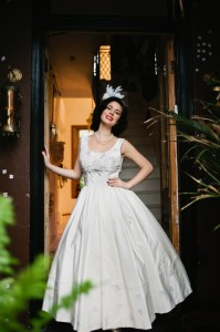Fifties Wedding Dresses - Belle