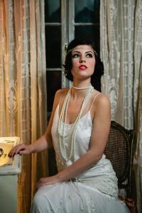 Bette - Twenties Wedding Dress