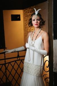 Clara - Twenties Wedding Dress