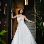 Retro Wedding Dress - Connie