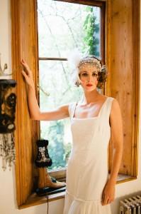Greta - Twenties Wedding Dress