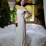 Retro Wedding Dress - Joan