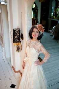 Fifties Wedding Dresses - Kim