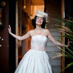fifties wedding dress - Lucille