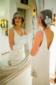 Mae - Twenties Wedding Dress