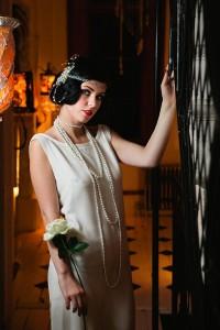 Mary - Twenties Wedding Dress