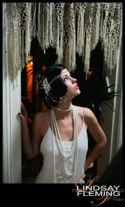 Jazz - Twenties Inspired Headdress