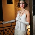 A Twenties Wedding Dress – Clara