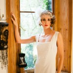 Twenties Inspired Wedding Dress – Greta (from Bette -1920s Lace Wedding Gown)