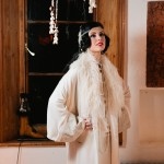 Twenties Coat – Lilian (from Bette -1920s Lace Wedding Gown)