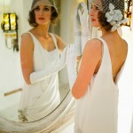 Twenties Wedding Gown – Mae