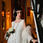 1920s Wedding Dress – Mary (from Bette -1920s Lace Wedding Gown)