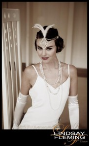 Deco - Twenties Inspired Headress