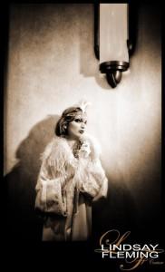Twenties Inspired Coat
