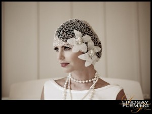 Cloche - Twenties Headdress
