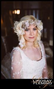 Rosa - Boho Inspired Headdress